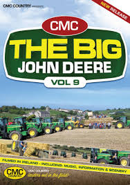 The Big John Deere Vol.9 DVD now in stock.