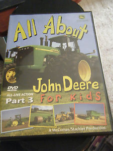 ... DVDs & Blu-ray Discs > See more All About John Deere for Kids Part 3