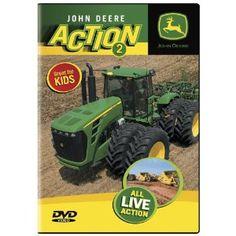 John Deere Action DVD part 1 | Birthday parties | Pinterest | John ...