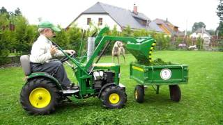 All comments on John deere tractor for children - YouTube