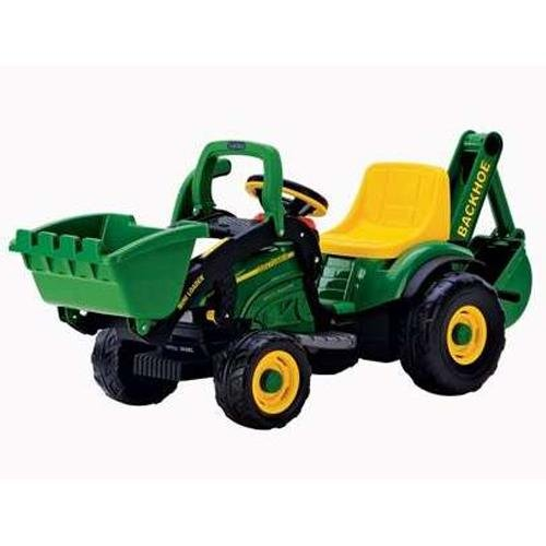 Peg Perego John Deere Utility Tractor — Bicycles For Toddlers
