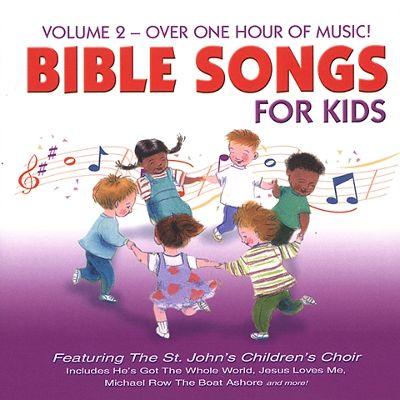 Bible Songs for Kids, Vol. 2 - The St. John's Children's Choir | Songs ...