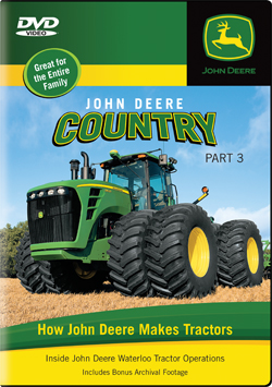 How John Deere Makes Tractors John Deere Country, Part 3-www.tmbv.com