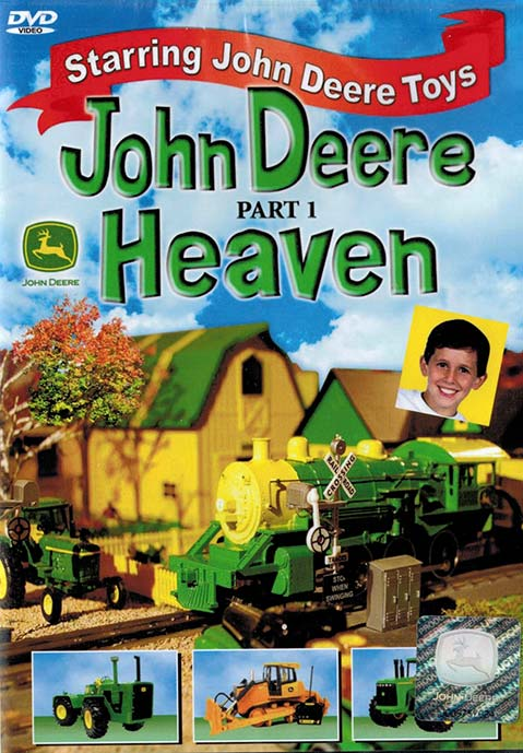 If you love John Deere toys, music, and fun—buy this DVD. You'll ...