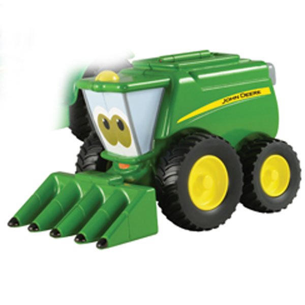 John Deere Toy Book Corey Combine It's Combine Time - LP51323c