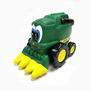 Amazon.com : John Deere Corey Combine Tractor Farm Friend ...