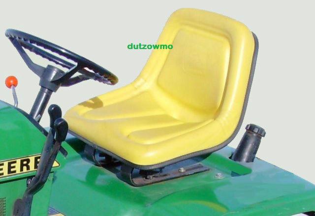 John Deere Garden Tractor Seats - Image Of Deer Ledimage Co