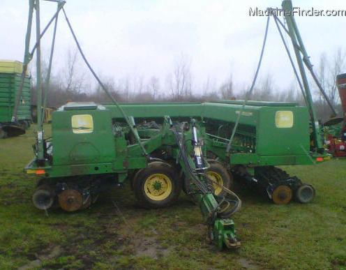 1997 John Deere 455 Planting & Seeding - Box Drills - John Deere ...