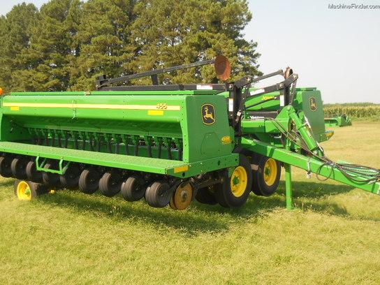 2009 John Deere 455 Planting & Seeding - Box Drills - John Deere ...