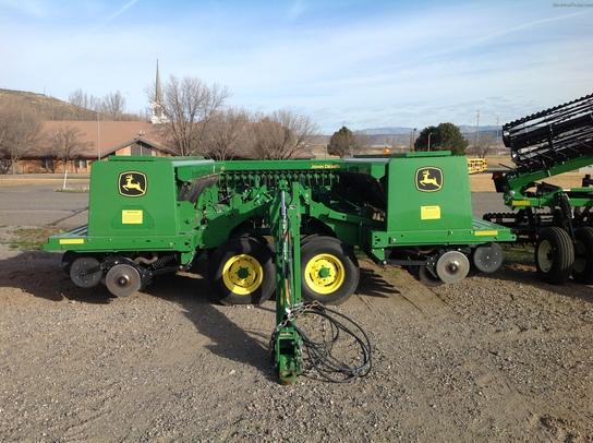 2011 John Deere 455 Planting & Seeding - Box Drills - John Deere ...