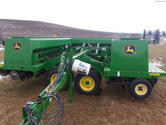 2012 John Deere 455 Planting & Seeding - Box Drills - John Deere ...