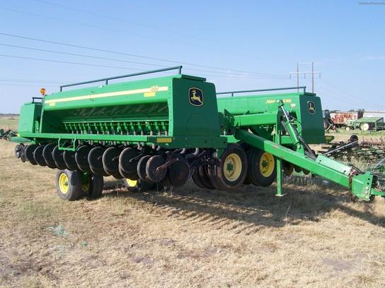 2007 John Deere 455 Planting & Seeding - Box Drills - John Deere ...