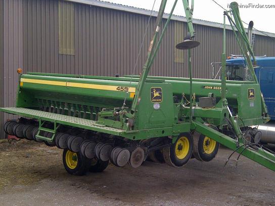 1995 John Deere 455 Planting & Seeding - Box Drills - John Deere ...