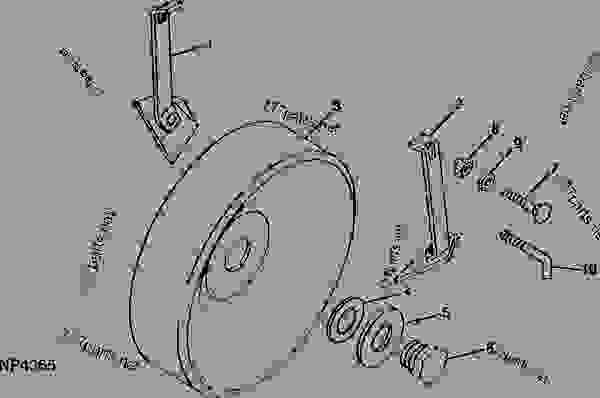 - DRILL, GRAIN John Deere 450 - DRILL, GRAIN - 450 Series End-Wheel ...