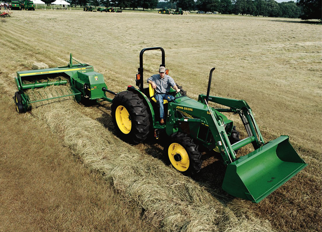 John Deere Baler Attachments | John Deere Attachments: John