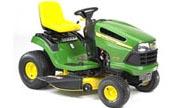 TractorData.com John Deere LA120 tractor information