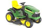 TractorData.com John Deere LA130 tractor information