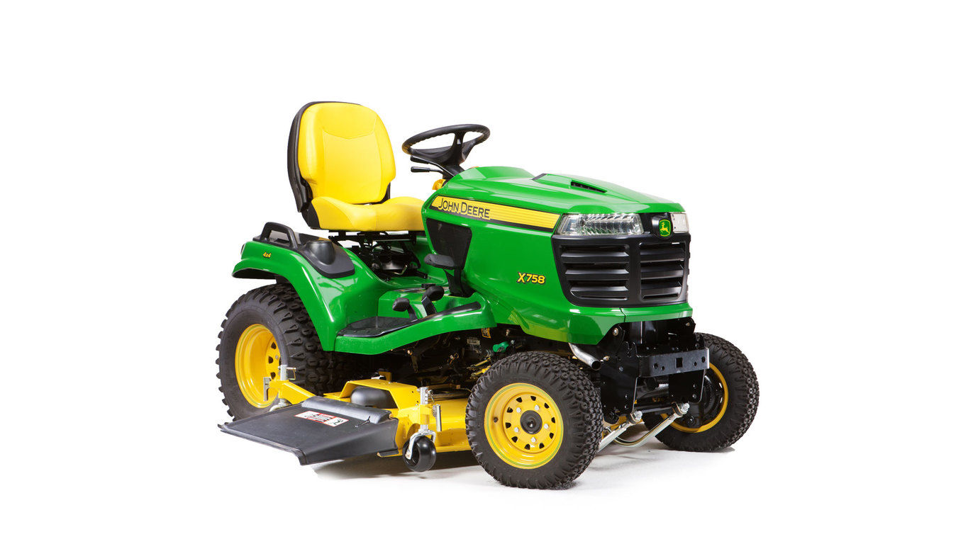 X700 Signature Series Lawn Tractors for sale | John Deere US