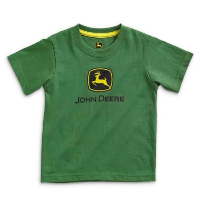 John Deere Logo Boys Green T-shirts | WeGotGreen.com