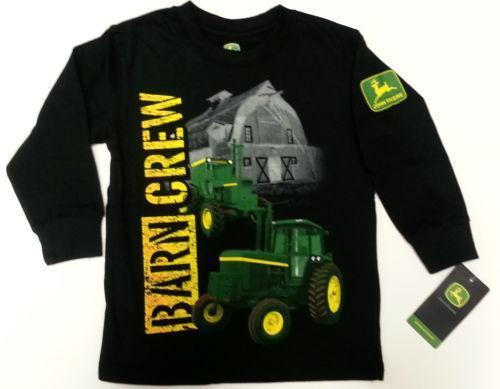 Boys John Deere T Shirt | eBay