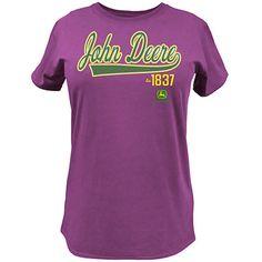 ... Inc   John Deere   Pinterest   Ladies Shirts, John Deere and Lady
