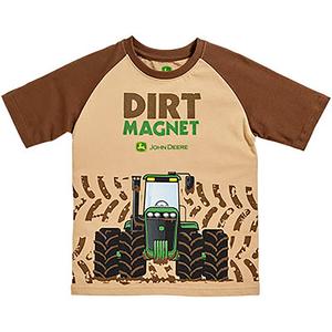 Raglan Dirt Magnet T-Shirt