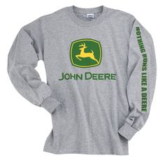 John Deere Clothes on Pinterest | Shirts, Camo and Women's T Shirts