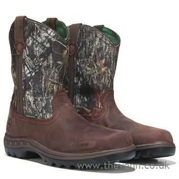Beautiful In Colour John Deere Boots Boot Boot Waterproof Pull On ...