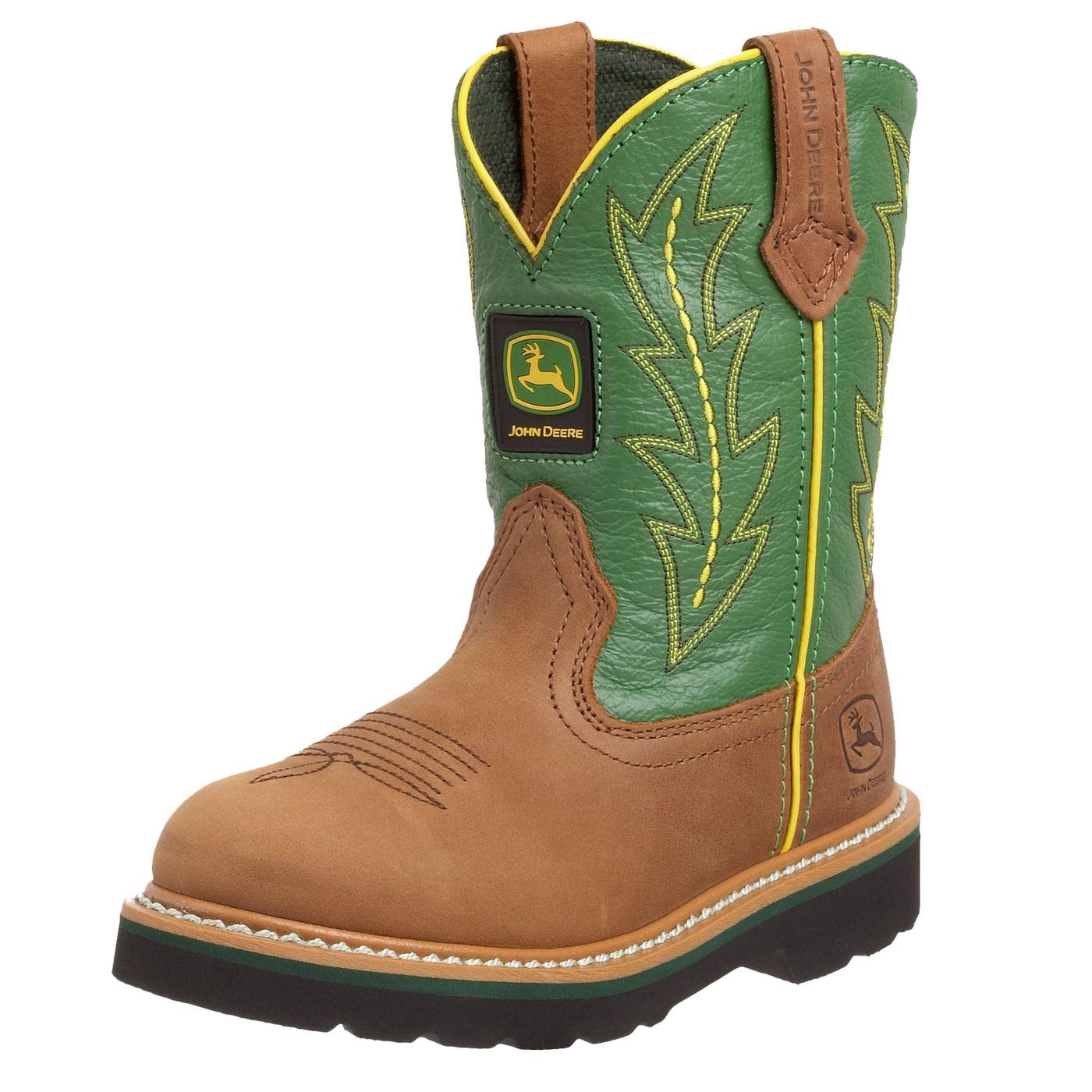 John Deere Children's Wellington Boot   QC Supply
