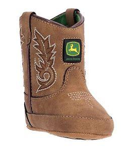 ... -John-Deere-JD0031-Baby-039-s-Tan-Round-Toe-Pull-On-Wellington-Boots