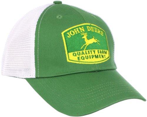 ... Name: John Deere Men's Quality Equipment Baseball Cap, Green, One Size