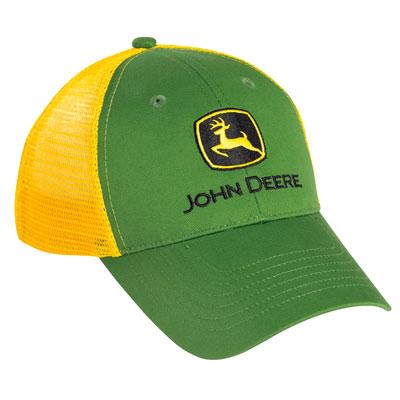 john deere youth green yellow mesh cap lp39527 previous in kid caps ...