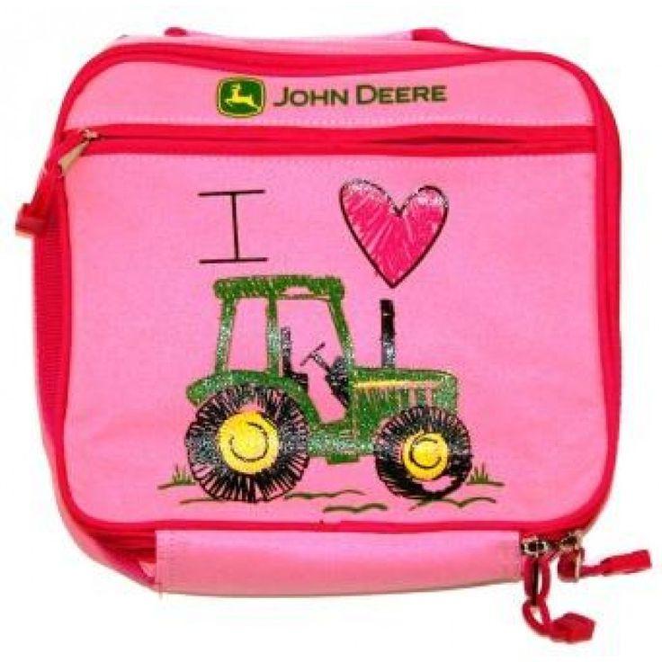 John Deere Backpacks, Bags and Lunch Boxes on Pinterest   John deere ...