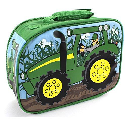 John Deere Tractor Hidden Pictures Soft Lunch Box   eBay