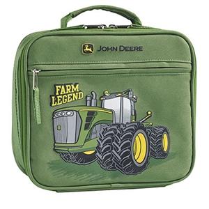 John Deere Green Farm Legend Lunch Box   WeGotGreen.com
