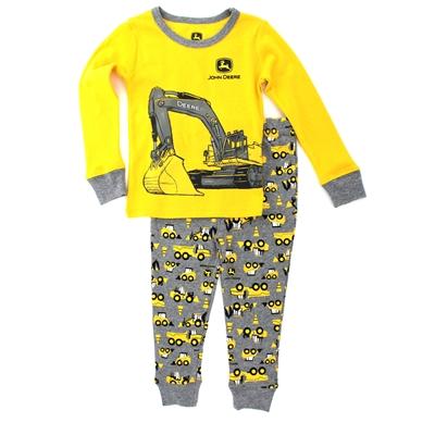 John Deere Infant Pajamas Set