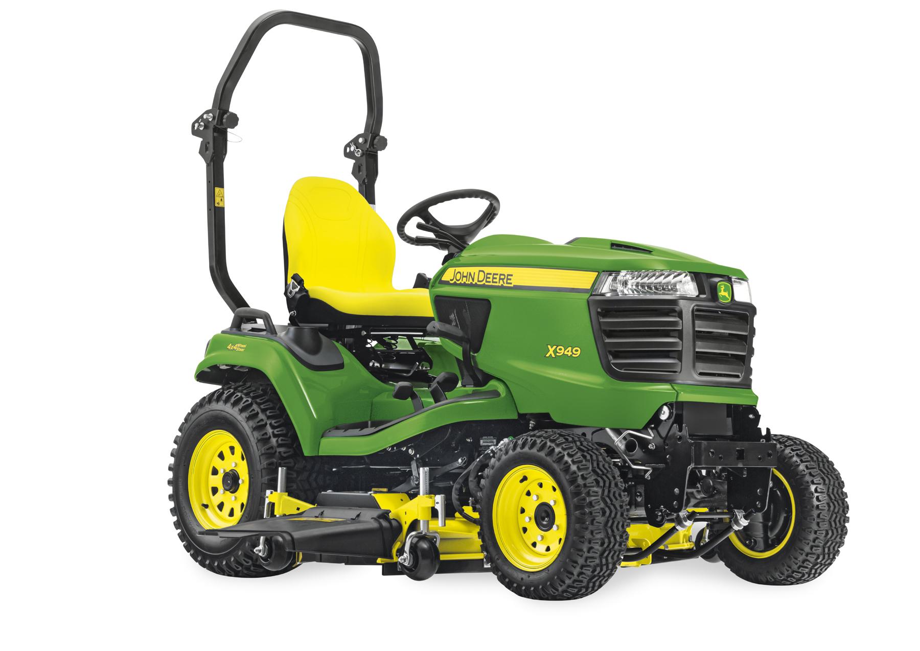 john deere x940 series lawn tractors