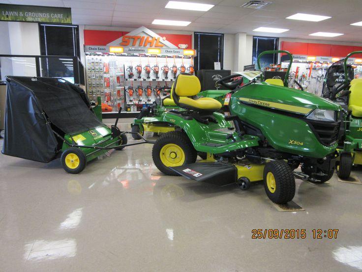17 Best ideas about John Deere X304 on Pinterest   Traktor ...