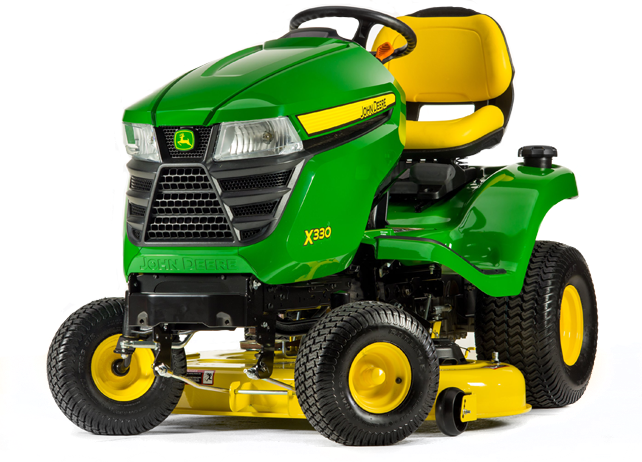 >X300 Select Series Lawn Tractor   X330, 42-in. Deck ...