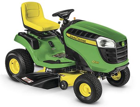 John Deere D125 20HP Lawn Tractor Review - BLMR Team