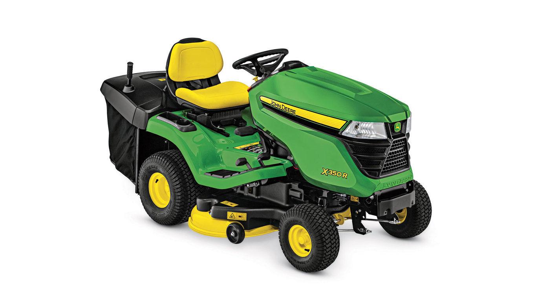 X300 Select Series Lawn Tractor | X350R | John Deere CA