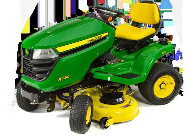 X300 Select Series Lawn Tractor | X354, 42-in. Deck | John ...