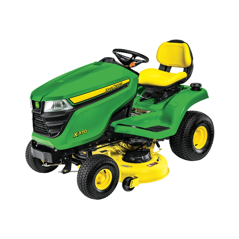 John Deere X370 Riding Lawn Tractor