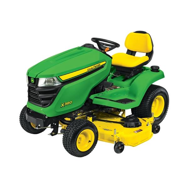 John Deere X380 Riding Lawn Tractor