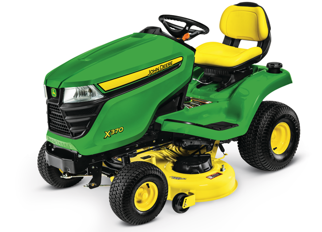 John Deere X300 Select Series Lawn Tractors   Holland and Sons