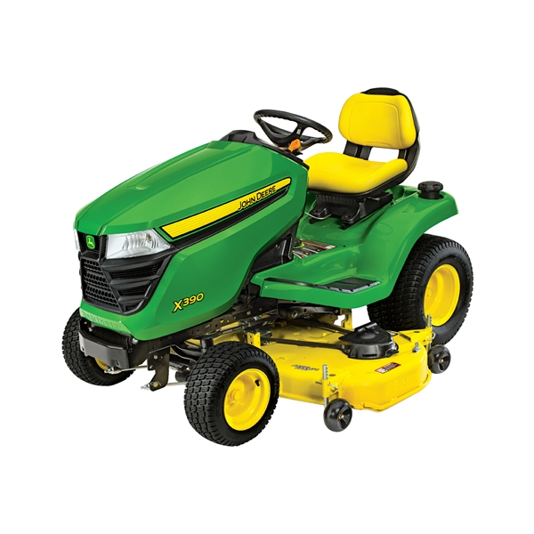 John Deere X390 Riding Lawn Tractor