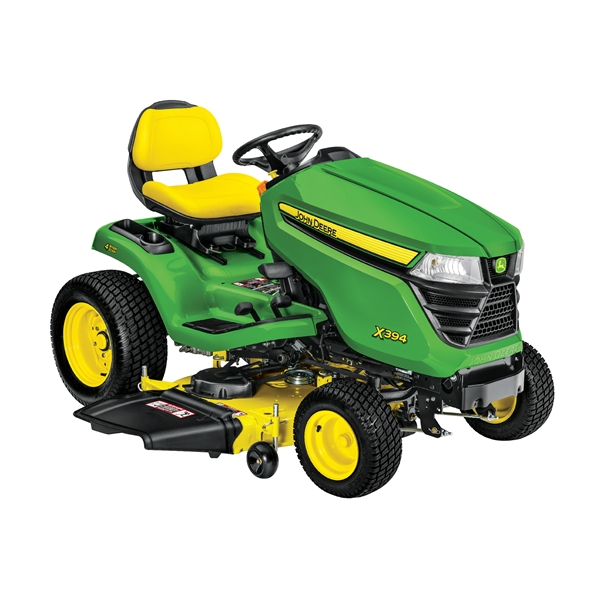 John Deere X394 Riding Lawn Tractor