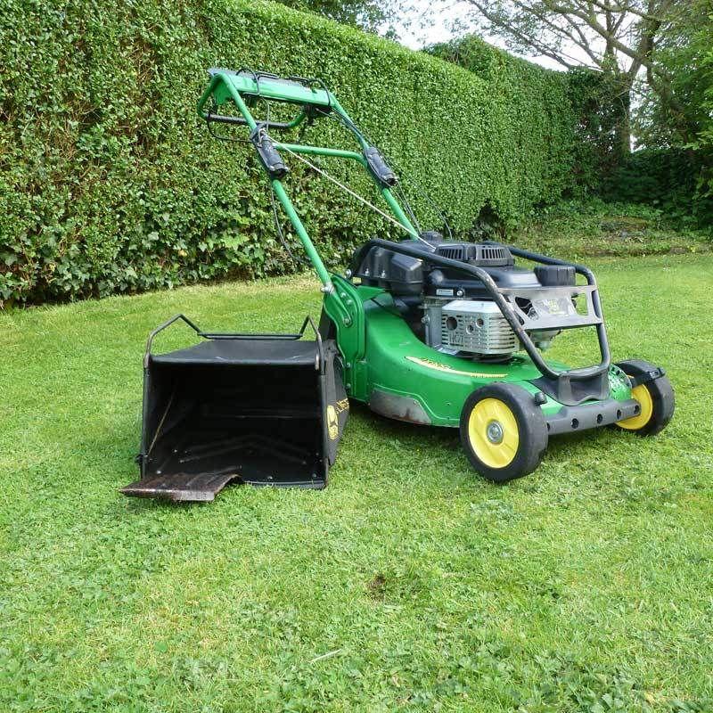 (௭) 2010 John Deere JX90C Professional Lawn Mower 21 Inch ...