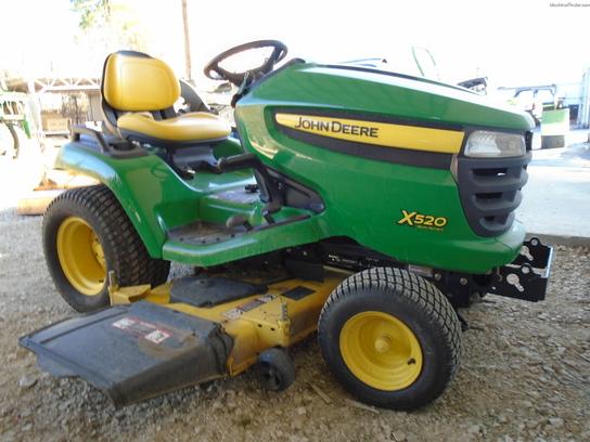 2009 John Deere X520 Lawn & Garden and Commercial Mowing ...