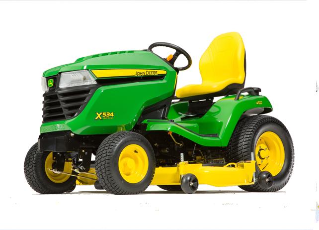 John Deere X534 Lawn Tractor